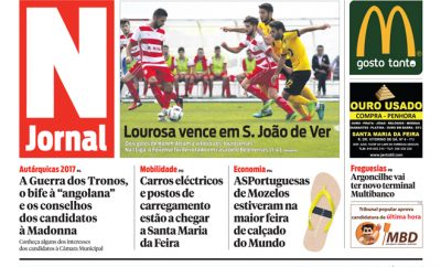 Capa Jornal N