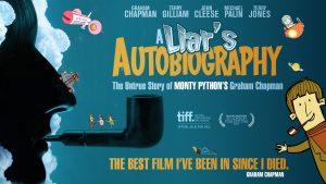 """Monty Python: """"A autobiografia de um Mentiroso"""" @ Av. Dr. Belchior Cardoso da Costa"""