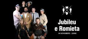 Jubileu e Romieta GEDE @ Rua Professor Egas Moniz, 11