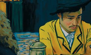 A Paixão de Van Gogh - de Hugh Welchman @ Auditório da Biblioteca Municipal de SM Feira