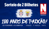 Sorteio de 2 bilhetes para o jogo Feirense-Benfica