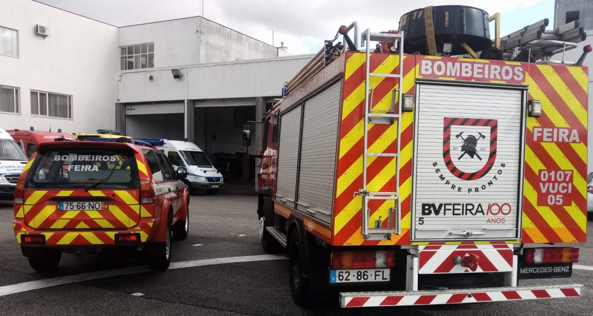 Bombeiros Voluntários Feira