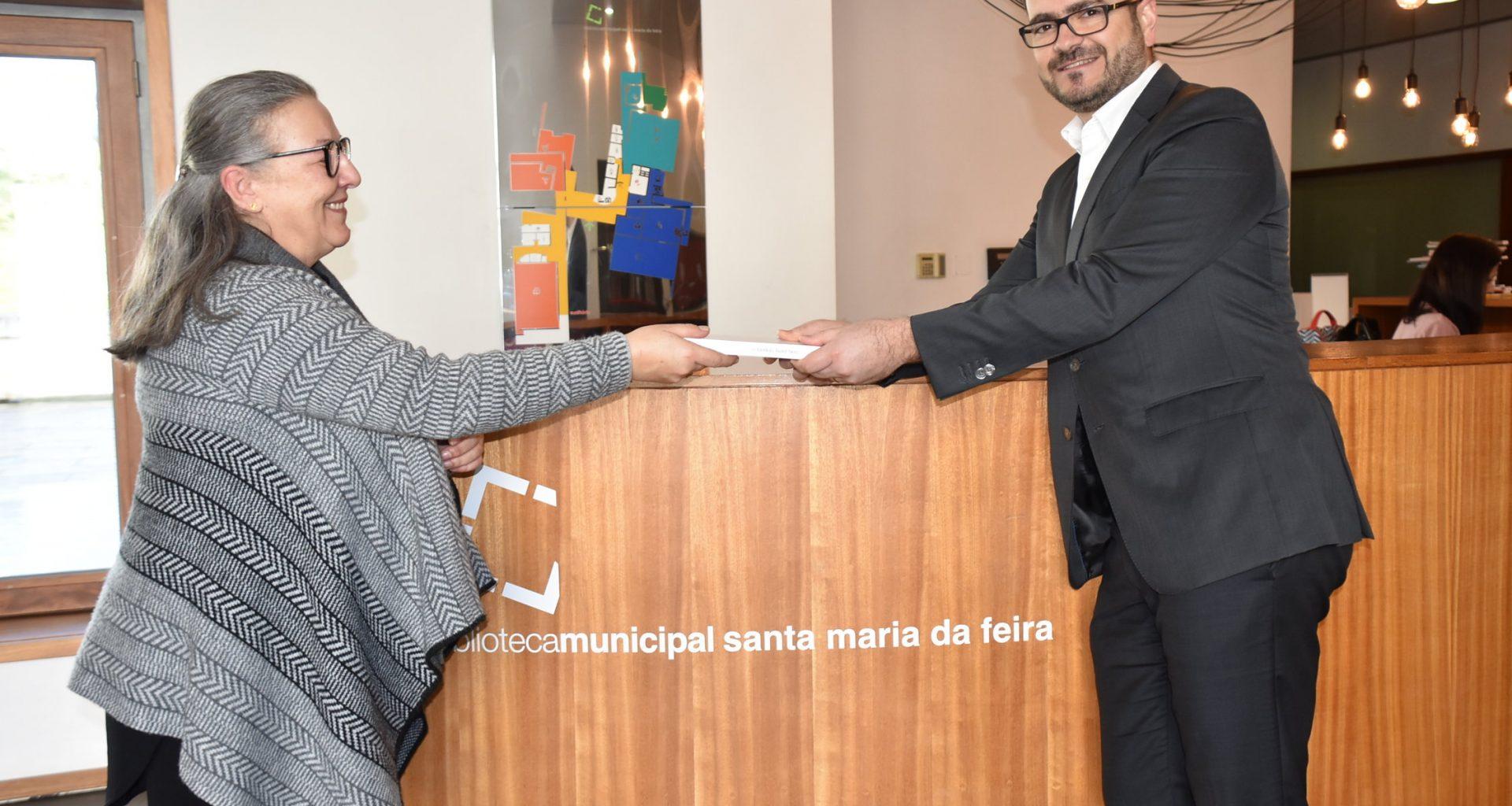 Etelvina Araújo e Ricardo Grazina