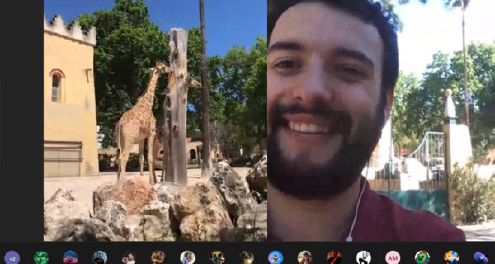 Visita ao Zoo